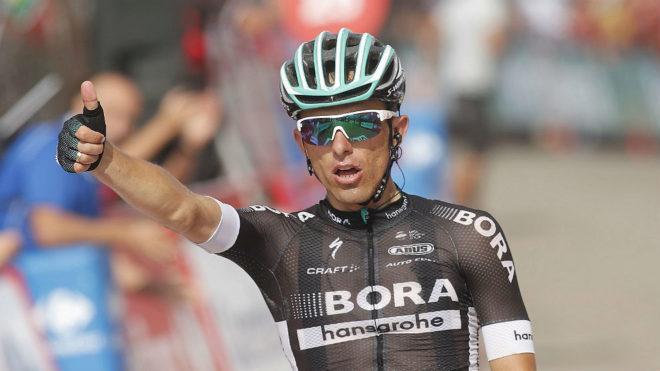 Rafal Majka promete dar todo lo que tiene en la Vuelta a San Juan.