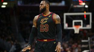 LeBron James disputa su decimoquinta temporada en la NBA
