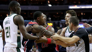 La NBA más polémica de la historia.