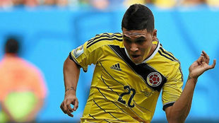 Quintero ya es nuevo jugador de River Plate.
