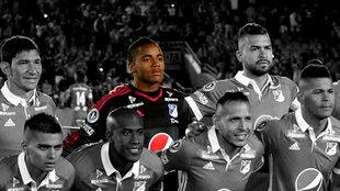 El venezolano lució por primera vez la camiseta del actual campeón