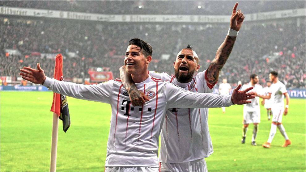 Figuras en sus selecciones y muy buenos amigos en el Bayern.