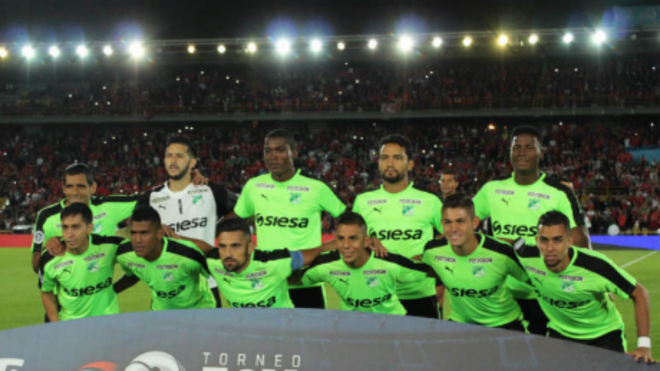 Deportivo Cali en 2018