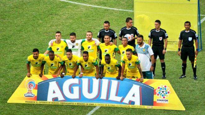 Foto: Twitter Itagüí-Leones F.C.