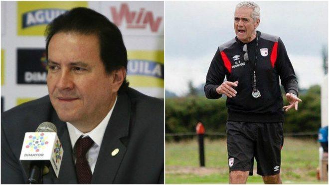 Pastrana y Pineda, nuevos miembros del Comité Ejecutivo de la FCF