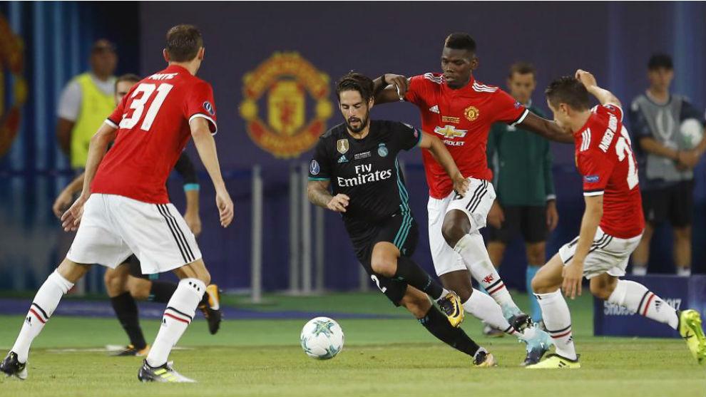 El quiebre Mourinho-Pogba acerca al francés al Madrid