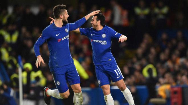 Caballero, pieza clave en la FA Cup para Chelsea