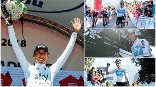 El Team Sky empieza dominando el año ciclístico