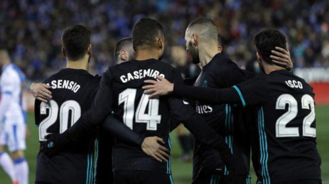 Zidane le dará descanso a Cristiano Ronaldo Vs Leganés