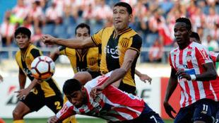 En Barranquilla fue un partido durísimo, la revancha tendrá el mismo...