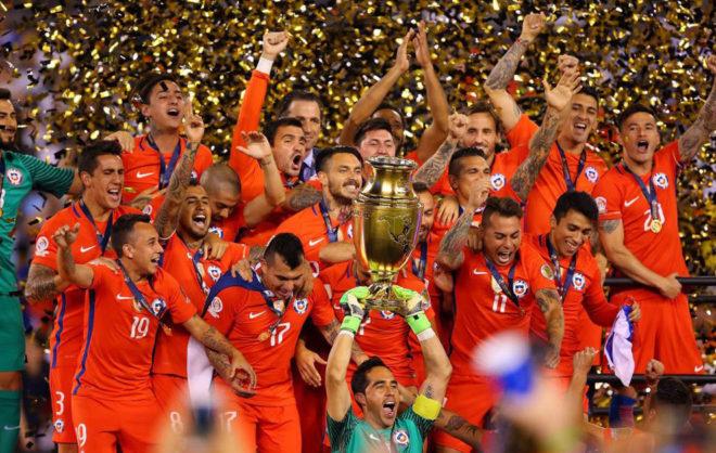 Listas las fechas de la Copa América Brasil
