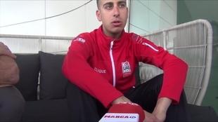 El italiano Aru es uno de los mejores ciclista del mundo en la...