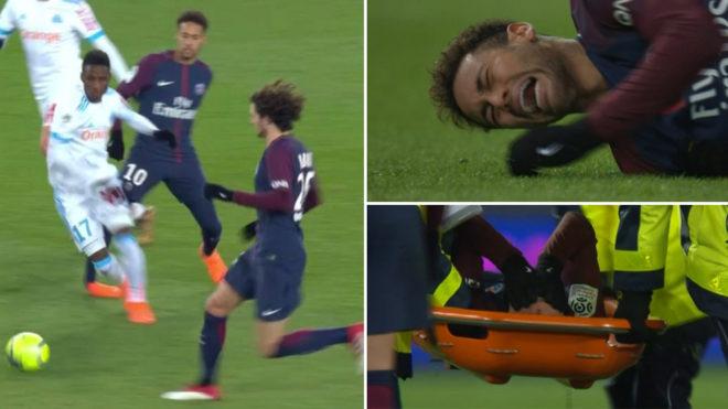 Neymar será operado el viernes