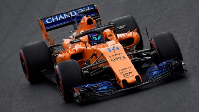 Fernando Alonso está feliz por