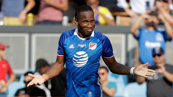 Futbolista africano Didier Drogba visitará Cartagena