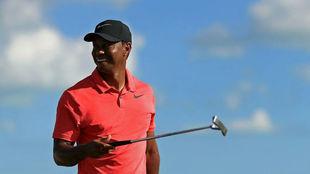 Tiger Woods, figura en el Valspar Championship