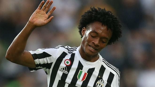 Cuadrado aún no tiene fecha clara de regreso con la Juventus