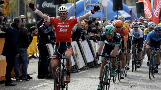 John Degenkolb ganó este año el Trofeo Palma de la Challenge...