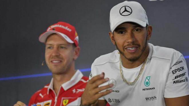 Británico Lewis Hamilton cree que puede lograr más en la Fórmula Uno