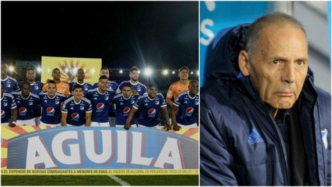 Alianza Petrolera salvó un punto ante Millonarios en el último minuto