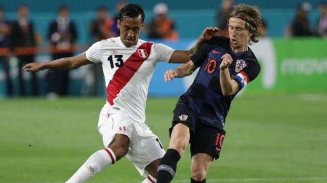 YouTube: Gonzalo Núñez destruyó en críticas a Croacia tras triunfo de Perú