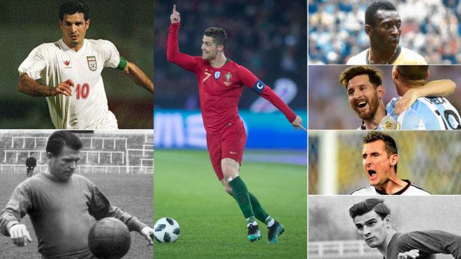 Cristiano Ronaldo no pudo salvar a Portugal de la goleada ante Holanda