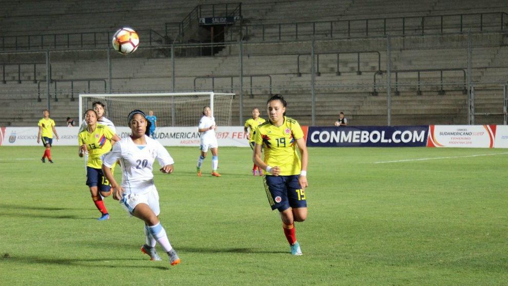 La Selección Colombia femenina Sub-17, a mantener su invicto ante Brasil