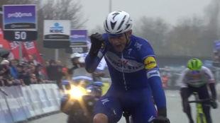 Lampaert ya es bicampeón de esta importante clásica belga
