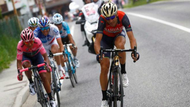 Nairo, décimo en la primera etapa de la Vuelta al País Vasco