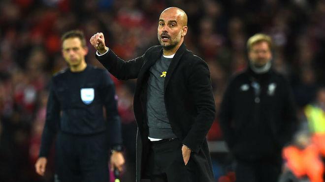 Guardiola lamentó los errores cometidos ante el United