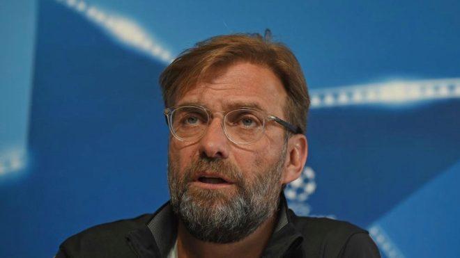 Klopp negó que haya sido el mejor sorteo para Liverpool en Champions