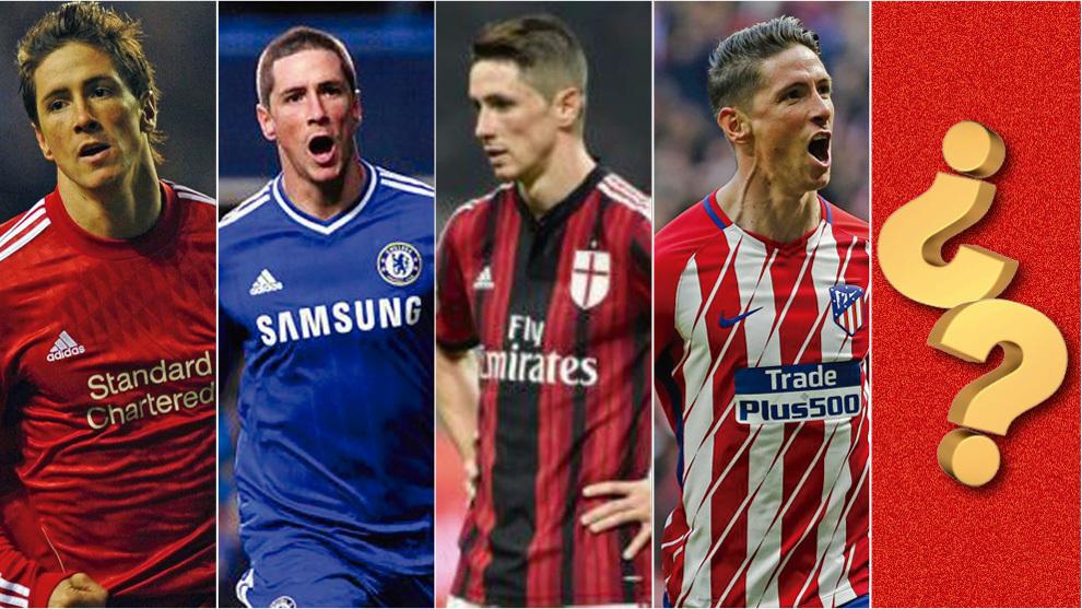 Fernando 'Niño' Torres dice adiós al Atlético de Madrid