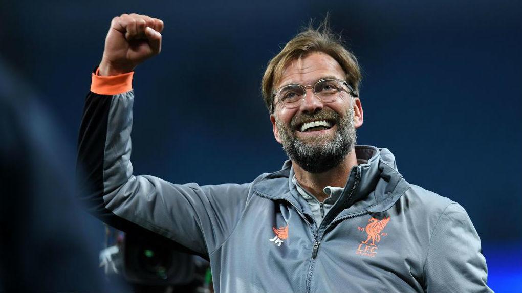 Klopp asegura que Salah no se mueve del Liverpool en el verano