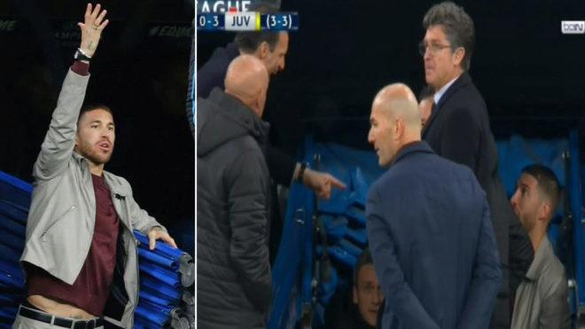 Video viral: Cristiano le pidió disculpas a Buffon