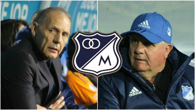 Miguel Ángel Russo ya está en Bogotá — Millonarios