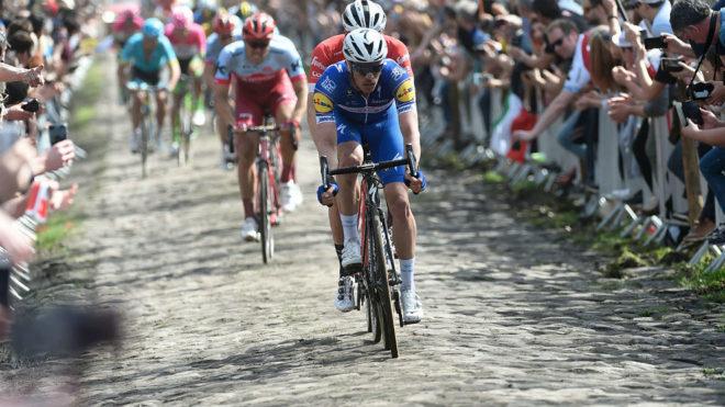 El domingo podría vencer la Amstel Gold Race por quinta vez / AFP