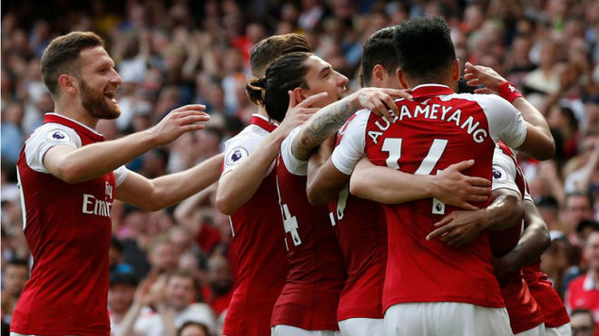 Arsenal vs West Ham, Liga Premier de Inglaterra — En vivo