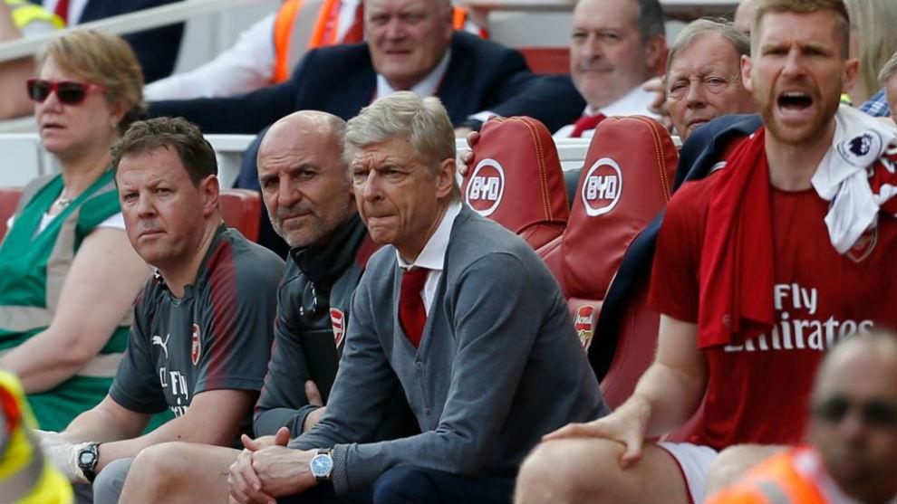 Arsenal consigue triunfo sobre West Ham 4-1