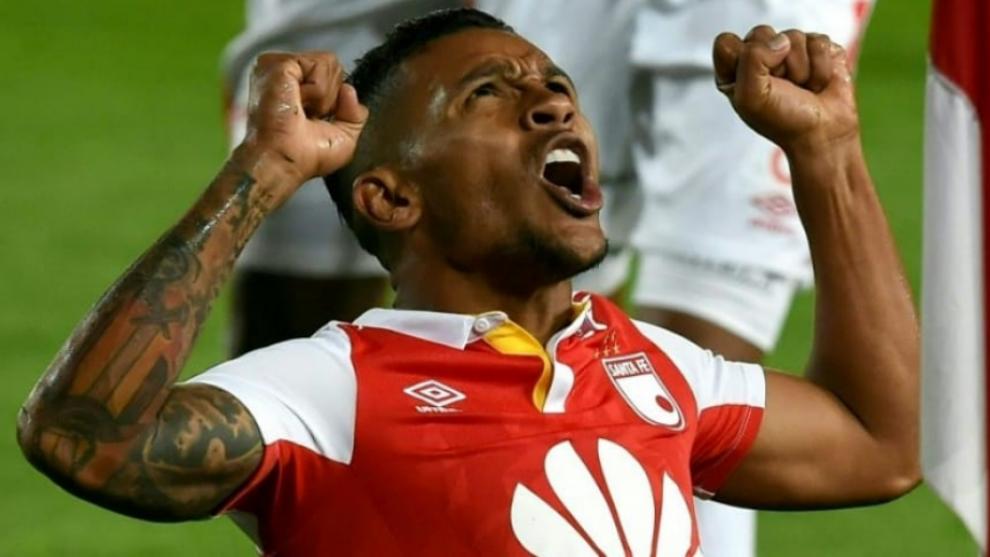 Independiente de Santa Fe vs Flamengo, Copa Libertadores — Fútbol en vivo