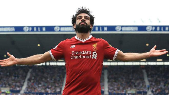 'Salah es el mejor jugador del planeta': Steven Gerrard