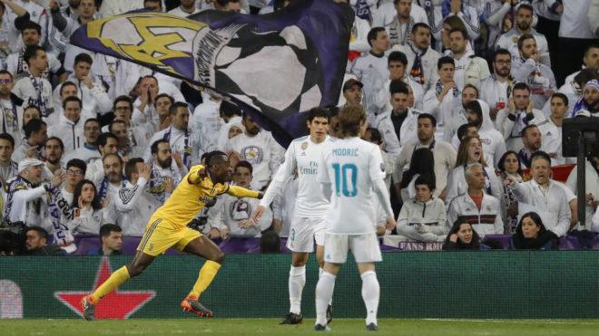 Real Madrid se quedó con el triunfo en Alemania