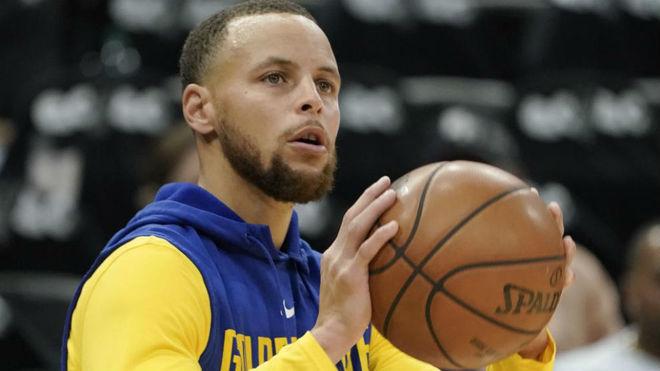 Curry podría volver a jugar este sábado ante los Pelicans