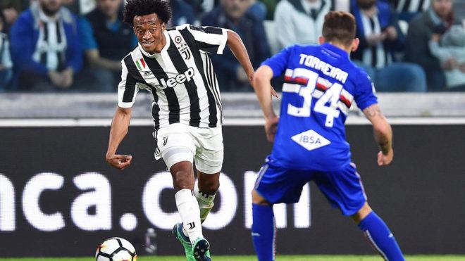 Juventus le ganó al Inter, de la mano de Higuaín