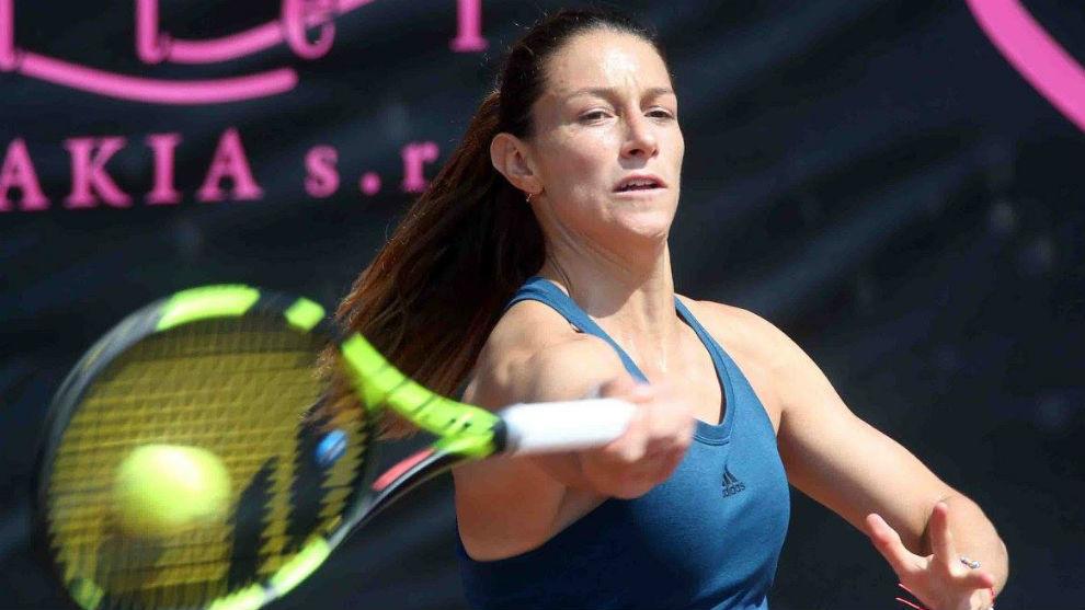La colombiana Mariana Duque logró el título del ITF de Charlottesville