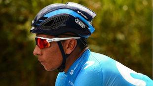 Quintana con la mira puesta en el Tour