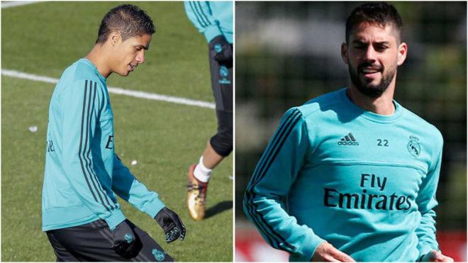 Estos jugadores no serán parte del Clásico Real Madrid - Barcelona