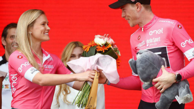 Wellens se lleva la cuarta etapa del Giro