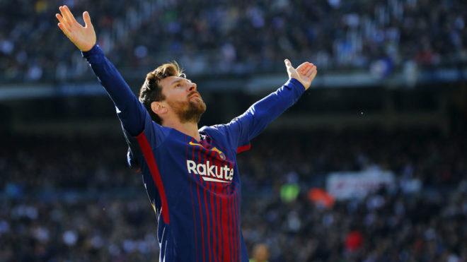 Messi, Bota de Oro virtual