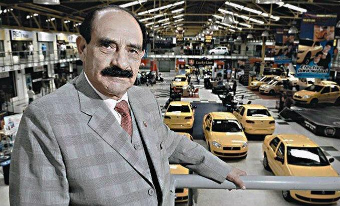 Murió Uldarico Peña, exlíder del gremio taxista en Bogotá