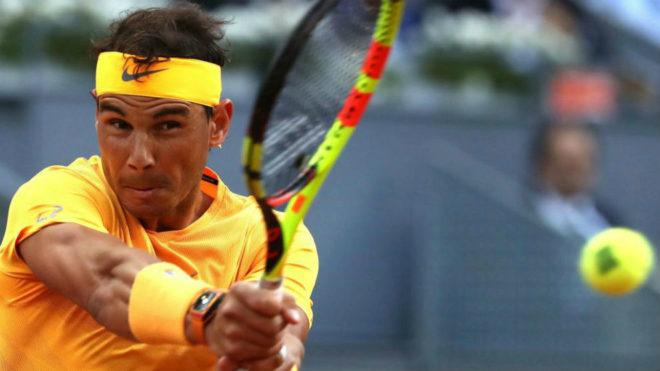 Nadal arranca con triunfo en Masters 1000 de Madrid — TENIS